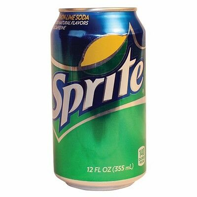 SPRITE Can Diversion Safe Hidden Home Security Secret Compartment Stash Jewelry