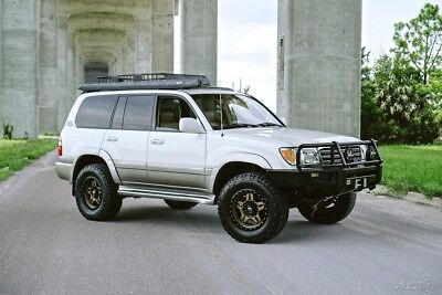 2004 Toyota Land Cruiser BEAUTIFUL RARE  FRESH BUILD  LOW MILE ARB BEAUTIFUL RARE AND FRESH BUILD  LOW MILE ARB LANDCRUISER UZJ100 SERIES