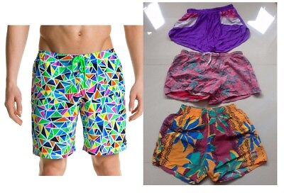 20 x Summer Festival Funky Crazy pattern Shorts Job lot Wholesale