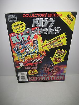 Kiss Classics TPB Marvel Comics Picture of Actual Item