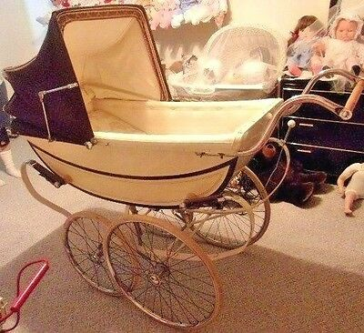 English Style Parm/buggy By Marmet..antique