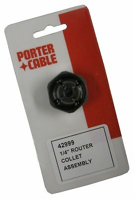 PORTER-CABLE 42999 1/4-Inch Self Releasing Collet 1 Pack