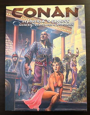 Conan Hyboria's Finest NEW - Mongoose Publishing d20