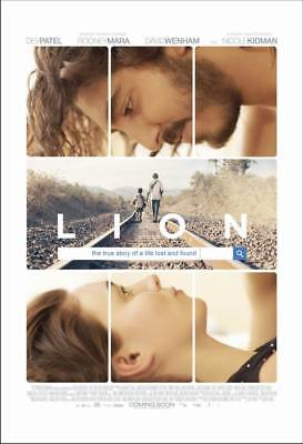 "12046 Hot Movie TV Shows - Lion 2016 4 24""x35"" Poster"