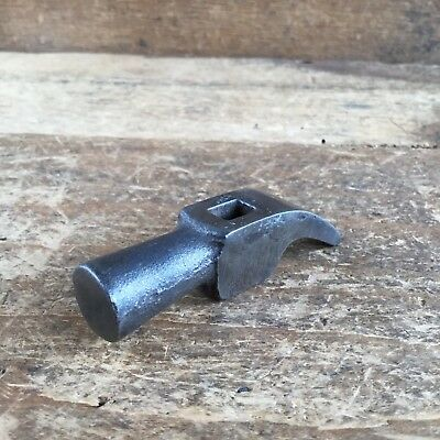 Vintage Tiny JEWELLERS HAMMER Head Old Antique Hand Tool #375