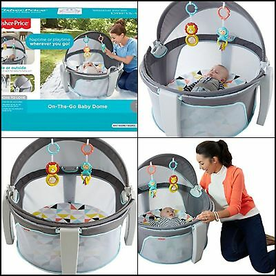 Baby Dome Canopy Toddler Fabric Mosquito Netting Shild Protection Folding Crib