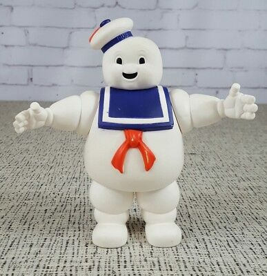 1984 Columbia Pictures GHOSTBUSTERS Vintage STAY PUFT Marshmallow Man Toy Figure