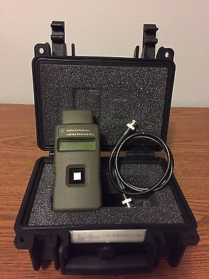Agilent Technologies L4610A PRM-34B Handheld Radio Test Set w/ case