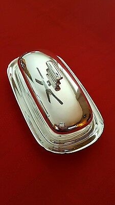 Vintage Reed & Barton 1142 Silverplate Butter Dish With Glass Insert