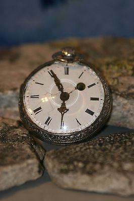 Small Verge watch spindeluhr from the  17-1800s
