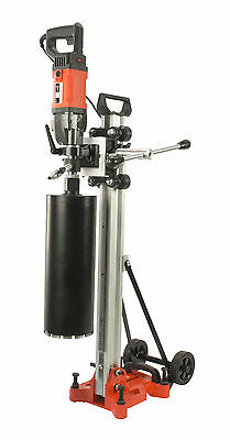 """Cayken SCY-26-EBM 6.5"""" Core Drill Rig with KCY-200F Aluminum Stand"""