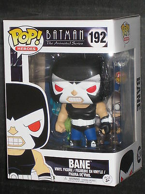 Batman The Animated Series Bane Funko Pop Vinyl Figure Dc Bruce Timmm #192