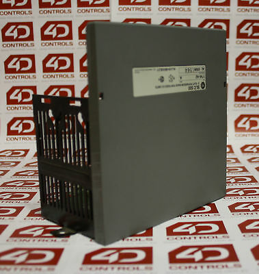 Allen Bradley 1746-A2 SLC 500 2 Slot I/O Expansion Chassis - Used - Series A