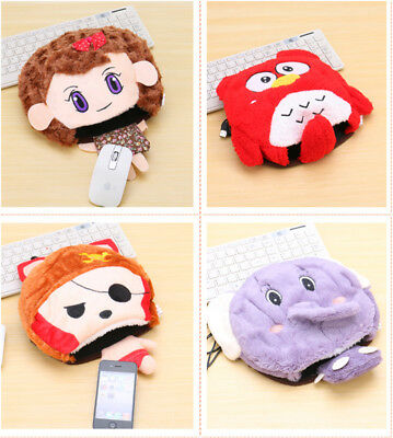New Cute Winter Usb Hand Warm Mouse Pad Heated Mousepad Gaming Mousepad Gift