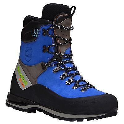 Arbortec Scafell Chainsaw Boots Class 2 Blue