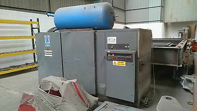 Atlas Copco GA 810 Stationary Air Compressor