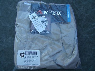 New Polartec silkweight XL/L bottom long underwear Extra Large Long Desert Sand