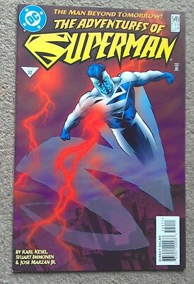 The Adventures of Superman 32 DC comics