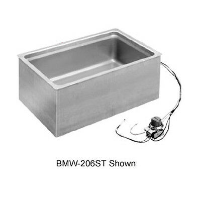 Wells BMW-206RT Bottom Mount Electric Built-In Food Warmer