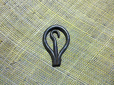 button hook, folding, antique or vintage, (B)