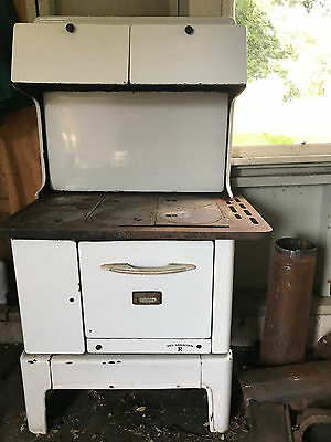 Red Mountain Vintage Wood Stove