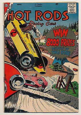 Hot Rods and Racing Cars (1951) #39 FN+