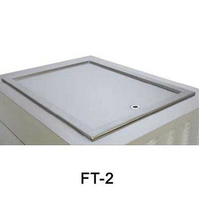 Wells FT-1 Drop-In Mechanically Cooled Frost Top (1 Pan Size W/ Drain)