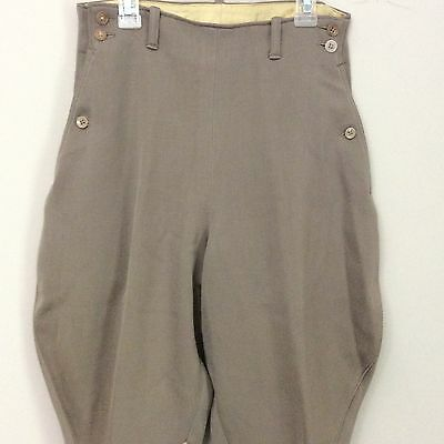 C. 1930's Vintage Abercrombie & Fitch Jodhpurs Riding Breeches