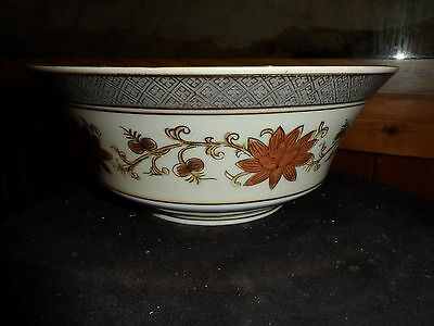 Andrea By Sadck Rare Swan Design  Antique  Hand Painted