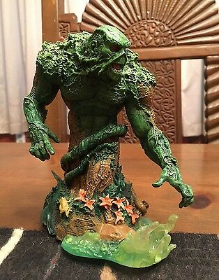 Heroes of the DC Universe Swamp Thing Bust Statue