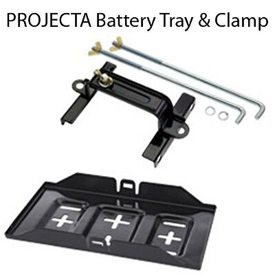 PROJECTA N70Z Battery Tray AND Adjustable Hold Down Clamp – MBT200 + ABC30