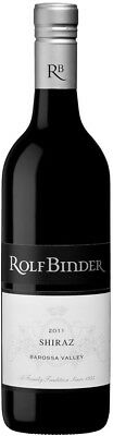 Rolf Binder Shiraz 2015 (12 x 750mL), Barossa Valley, SA.