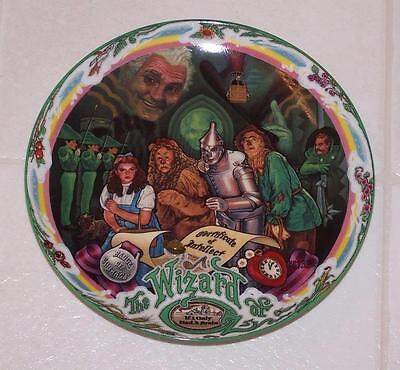 Knowles Plate Wizard of Oz - Musical Moments - If I Only Had a Brain - 4th Ed.