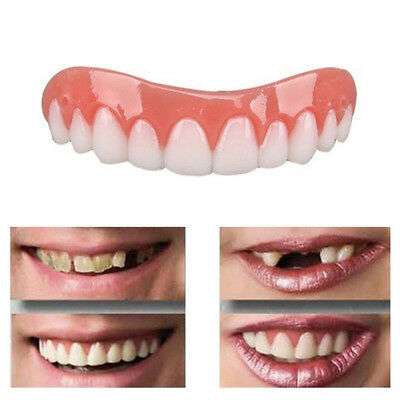 1Set Instant Smile Cosmetic Teeth Fake Tooth Cover Dental Natural Perfect+ Box