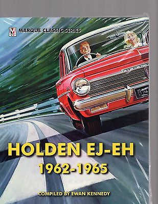 Holden EJ-EH 1962-1965, Compiled by Ewan Kennedy