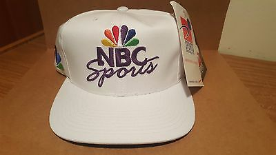 8a7c2e33af2 NBC Sports Sports Specialties Snapback Hat Vintage 1996 New With All Tags  Rare