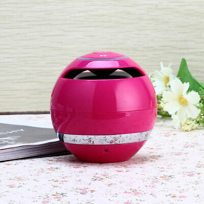 Portable Shockproof FM Stereo Wireless Bluetooth Speaker For Tablet Phone PC