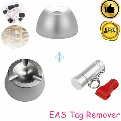 EAS Tag Remover Golf Detacher +Aluminum Alloy Detacher +Mini Magnetic Bullet UK