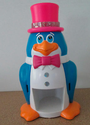 Party Penguin Ice Shaver Hand Operated Snow Cone Maker Icy Treat Lanard