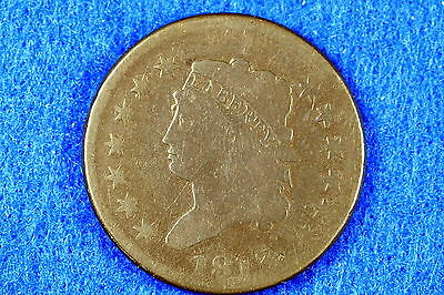 Estate  Find 1814  - Classic  Head Large Cent!! #G5251