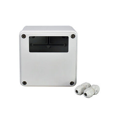 Hermetic IP65 Casing industrial Housing 1 hole 29 71 mm Controller box enclosure