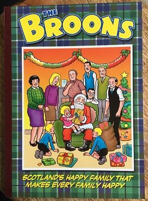 Broons by D.C.Thomson & Co Ltd (Paperback, 2005)