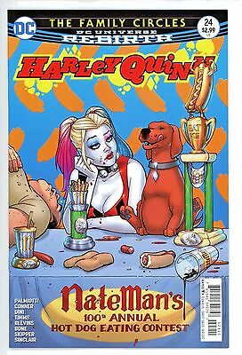Harley Quinn #24  * First Print * Conner  Cover     Nm