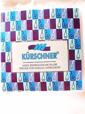 Premium  Carbon Pvf Strings Set For Arab Oud Arab2 Kurschner !!!!!!!!!!!