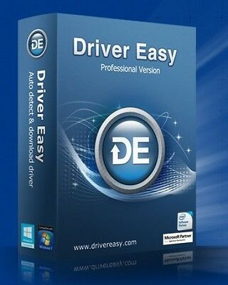 Driver Easy Professional Version, 1 PC Users -Latest Edition Valid till 21-12-17