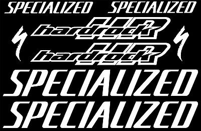 sku spec-S106 Specialized Bicycle Decal Set