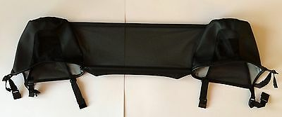 Original BMW Z4 E85 Windschutz Windschott 0150671 54 70 0 150 671 Wind deflector