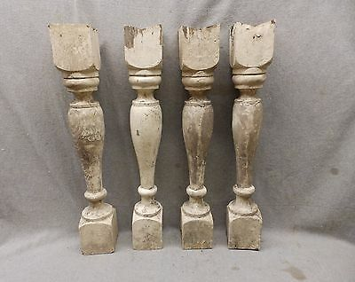 1 Antique Large Architectural Porch Baluster Shabby Spindle Chic 439-17P