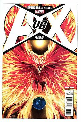 A Vs X  #0  * Variant *    Hans  1 In 50  Cover   Nm