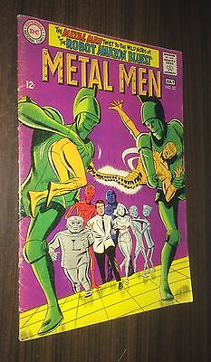 METAL MEN #32 -- July 1968 -- VG Or Better -- B